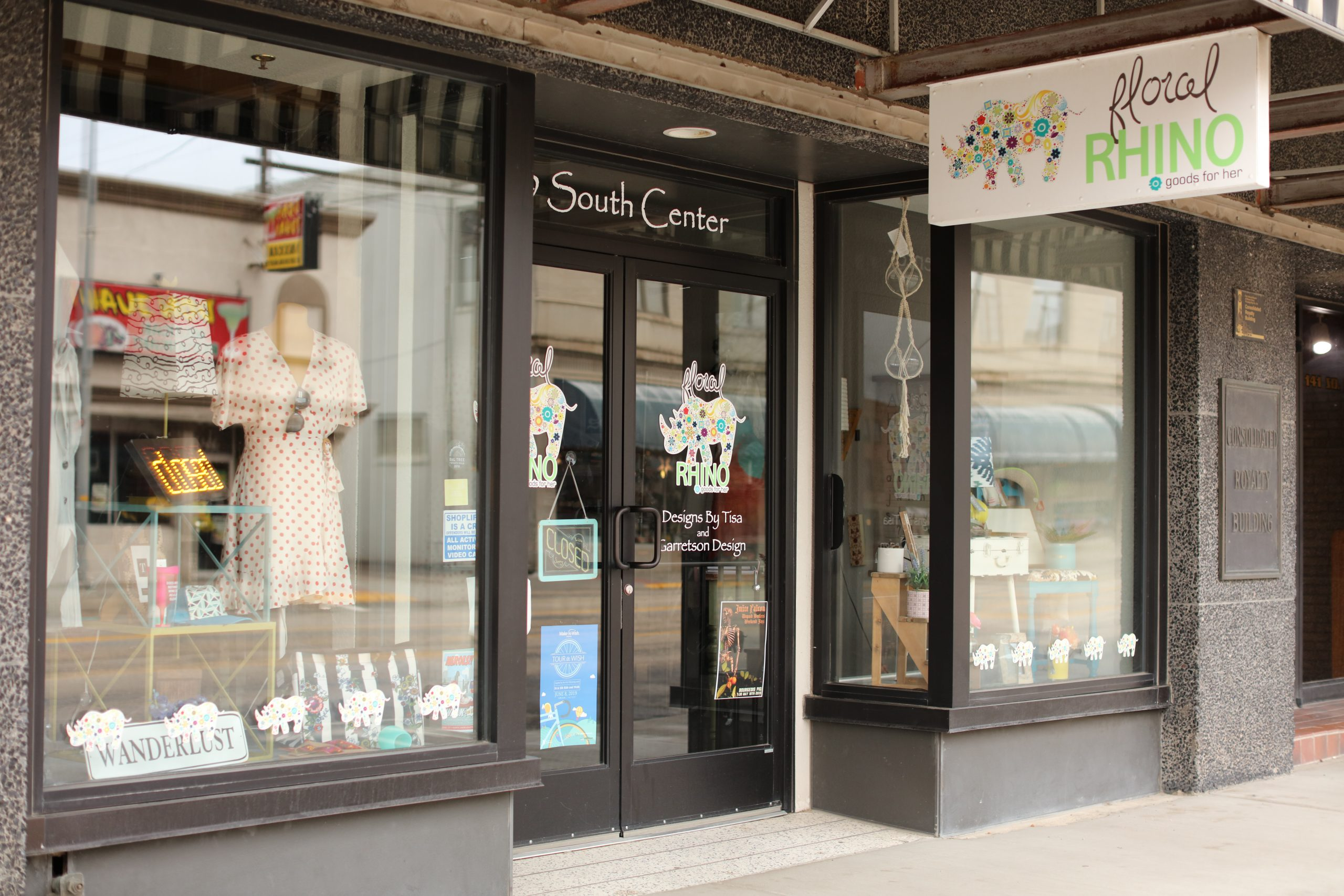 About Floral Rhino - casper wy gift boutique
